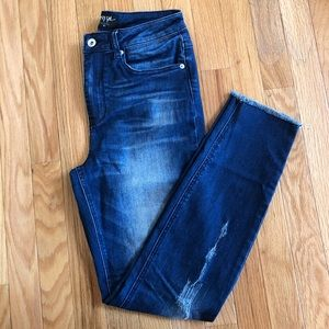 Nasty Gal High Rise Jeans